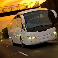 Luxury Bus On Rent for Delhi NCR