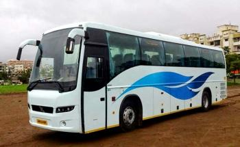 Volvo Bus On Hire