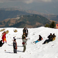 Hill Station Tours