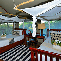 Linyanti Bush Camp 2