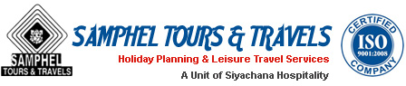 Samphel Tours and Travels (A Unit of Siyachana Hospitality)