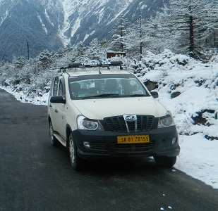 Rent A Car in Gangtok