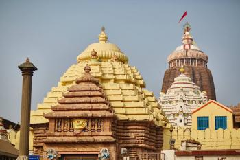 Temples in Puri