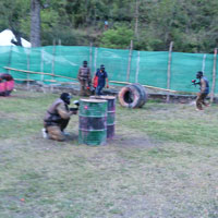 Paintball Adventure Activity