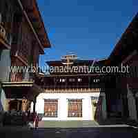 Hotel of Bhutan