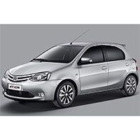 Toyota Etios Platinum Press Shot
