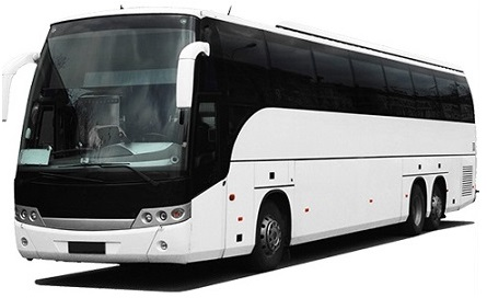 Volvo 45 Seater Coach