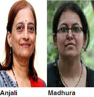 Marketing, All Sectors  & IT Recruitment  Team – Anjali and Madhura