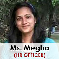 Ms. Megha Hr Officer