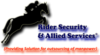 Rider Security & Allied Services®
