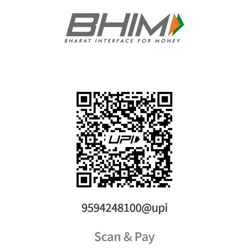 Payment by BHIM