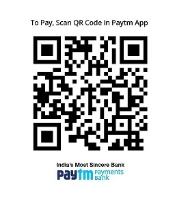 Pay Now with PAYTM