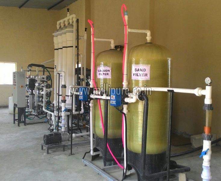 废水回收系统-从废水中产生清洁水