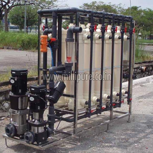 超滤装置-水的再利用变得容易