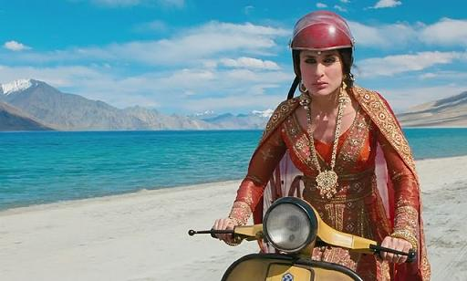LADAKH IN BOLLYWOOD