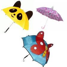 Which Umbrella Is Better For Your Kid- Bubble Or Regular?