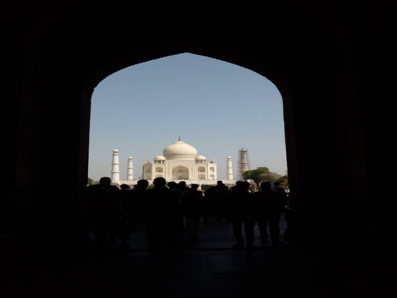 Explore some of the wonderful places of Agra on a Taj Mahal trip by a private car!