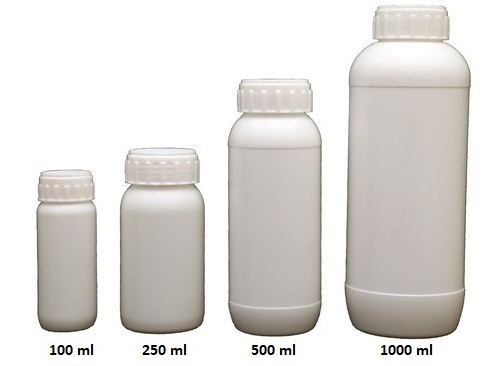 Reasons why HDPE is preferred to make Pesticides HDPE Bottles