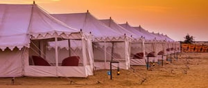 Enjoy Your Holidays With The Camps In Jaisalmer