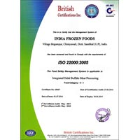 ISO 22000 : 2005