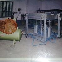Compressed Foam Machine