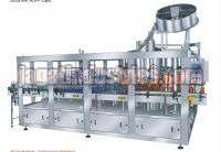 Automatic Combiblock Rinsing Filling & Sealing Machine