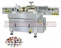 Automatic Linear Labeling Machine
