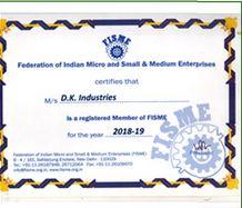 FISME Certificate
