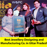 IIA International Icon Award 2017 Best Jewellery Designing
