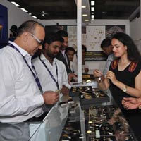 Showcasing Jewellery in UBM Delhi