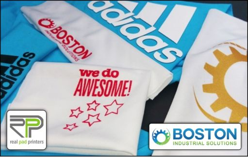 Boston Industrial Solutions Inc. Partners with Real Pad Printers in India