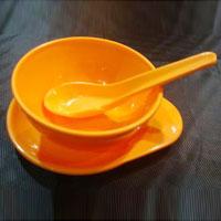 Acrylic Soup Bowl Set