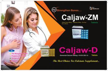 Calcium Supplement Tablets
