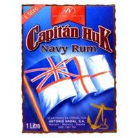 Capitan Huk Navy Rum