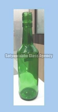 Glass Bordeaux Bottles
