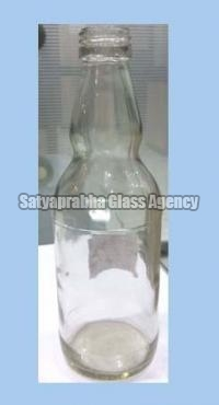 Glass Round Peg Bottles