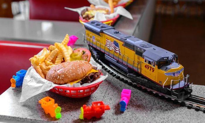 Food Serving Train