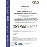 ISO-9001 : 2008
