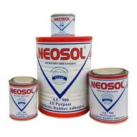 Brushable Rubber Adhesives