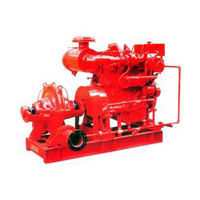 Containerized Fire Fighting Pump