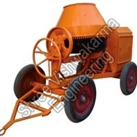 Concrete Mixer Without Hopper (10-7 CFT)