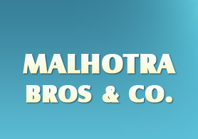 MALHOTRA BROS & CO PRIVATE LIMITED