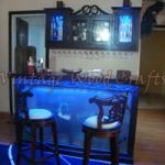 Bar with Touch of Blue