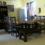 Book Shelf and Orissa Dining Table with Bench