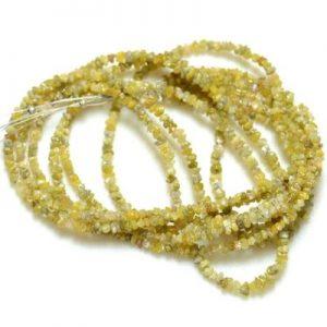 Uncut Diamond Beads