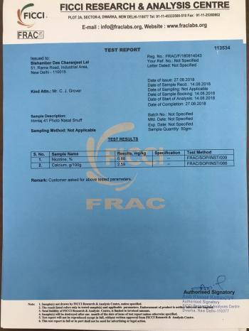 FICCI Certification 03