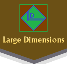 Large Dimensions