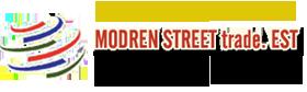 Modern Street trade. EST