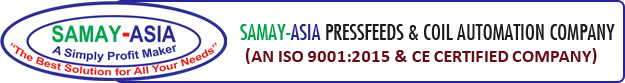 SAMAY-ASIA PRESSFEEDS & COIL AUTOMATION COMPANY
