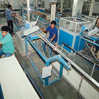Casing Caping Area